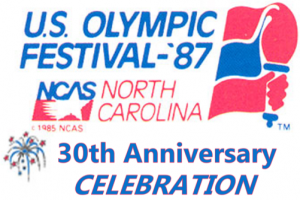 30th Anniversary of the US Olympic Festival