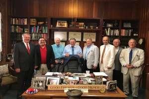 Senate Watergate Committee Reunion